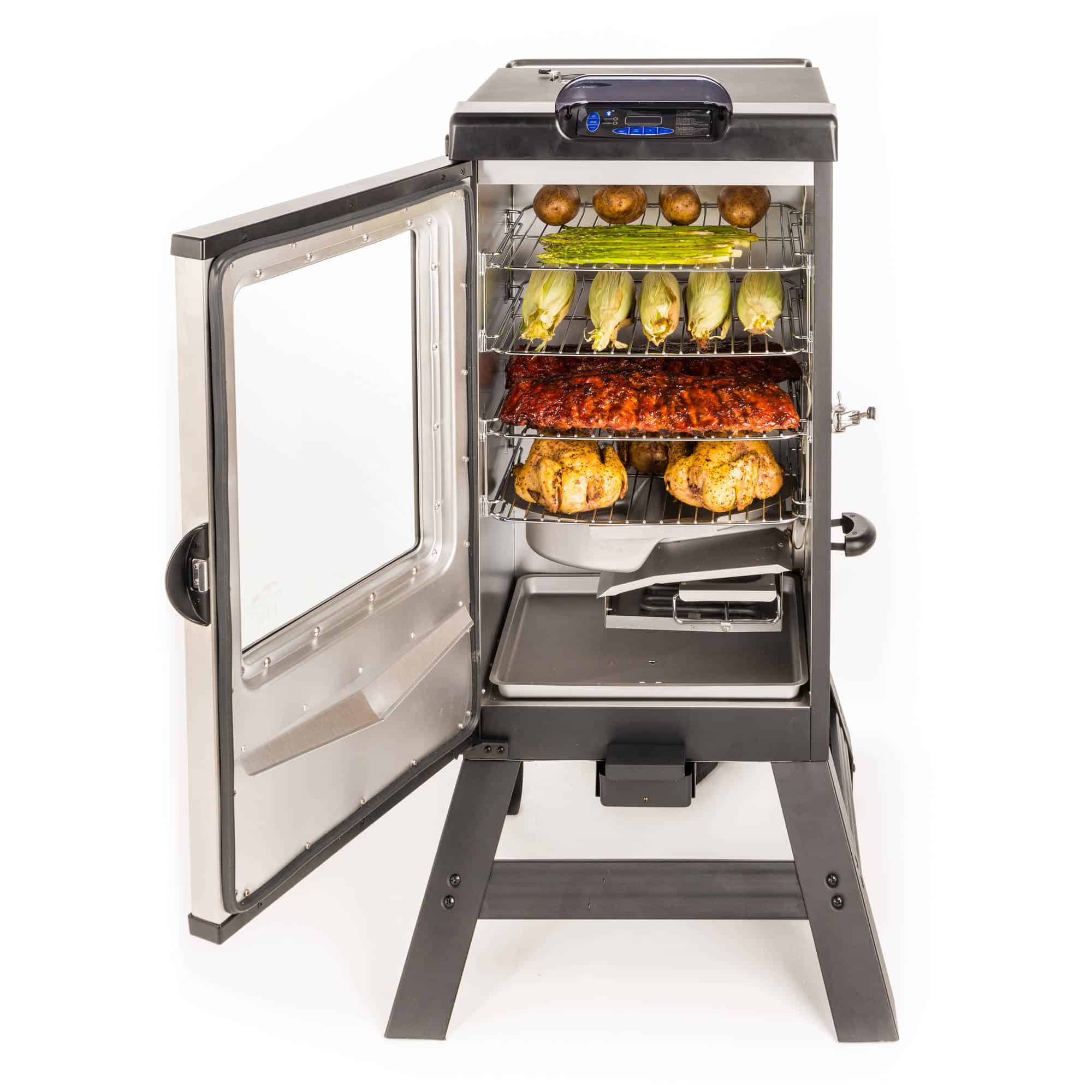 Indoor Grilling: Featuring the Masterbuilt Electric Smoker