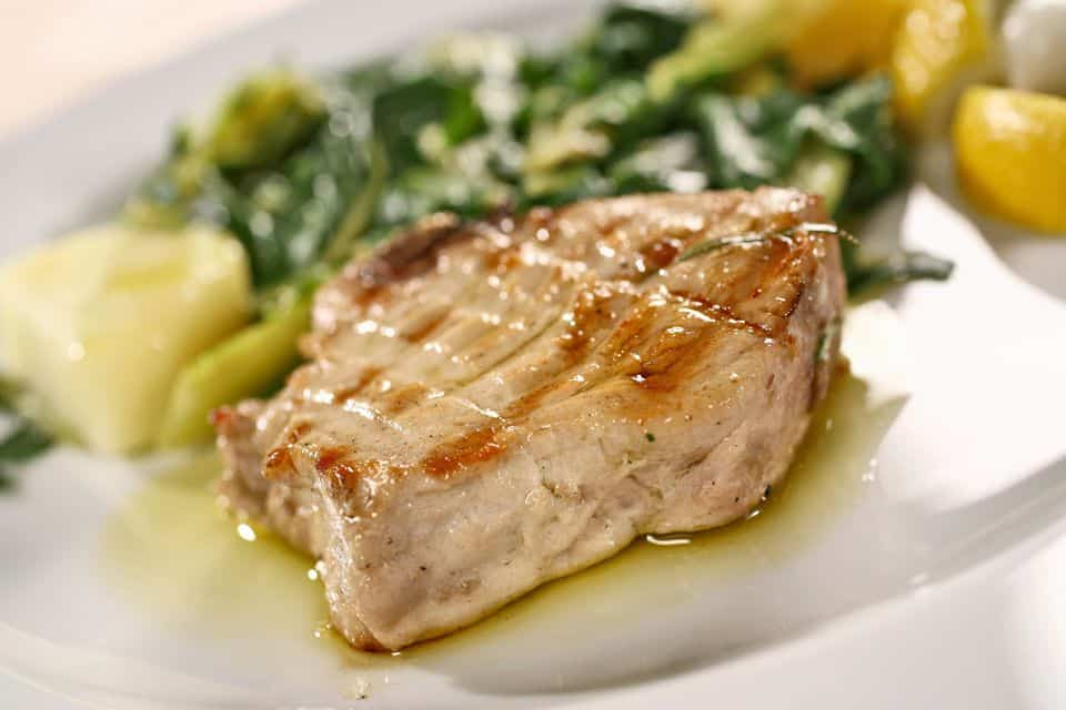 Best Recipe of the Week: Marinated Tuna Steak