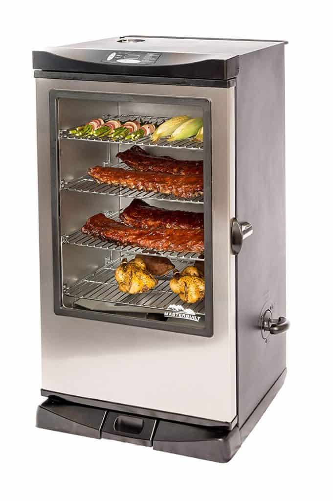 Masterbuilt RF digital electric indoor smoker