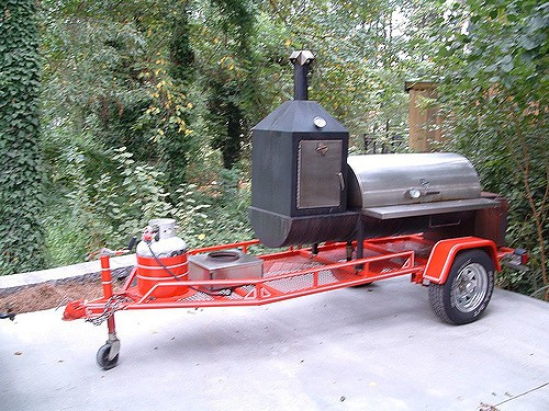 Complete Your Road Trip with a Trailer Smoker from these 4 top