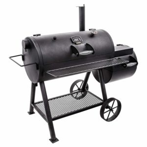oklahome joe's highland reverse flow smoker
