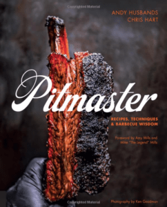 BBQ Pitmasters cookbook