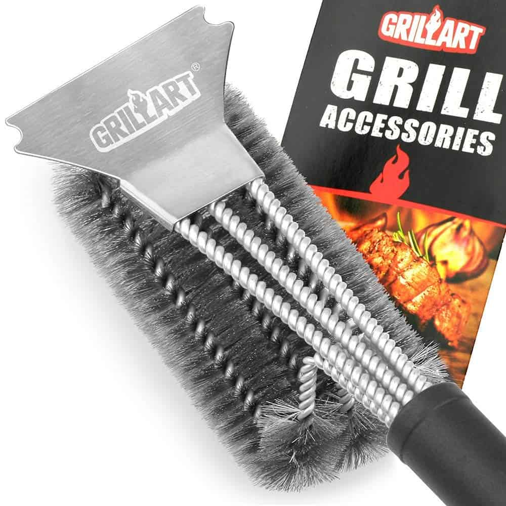 BBQ Grill Steel Brush