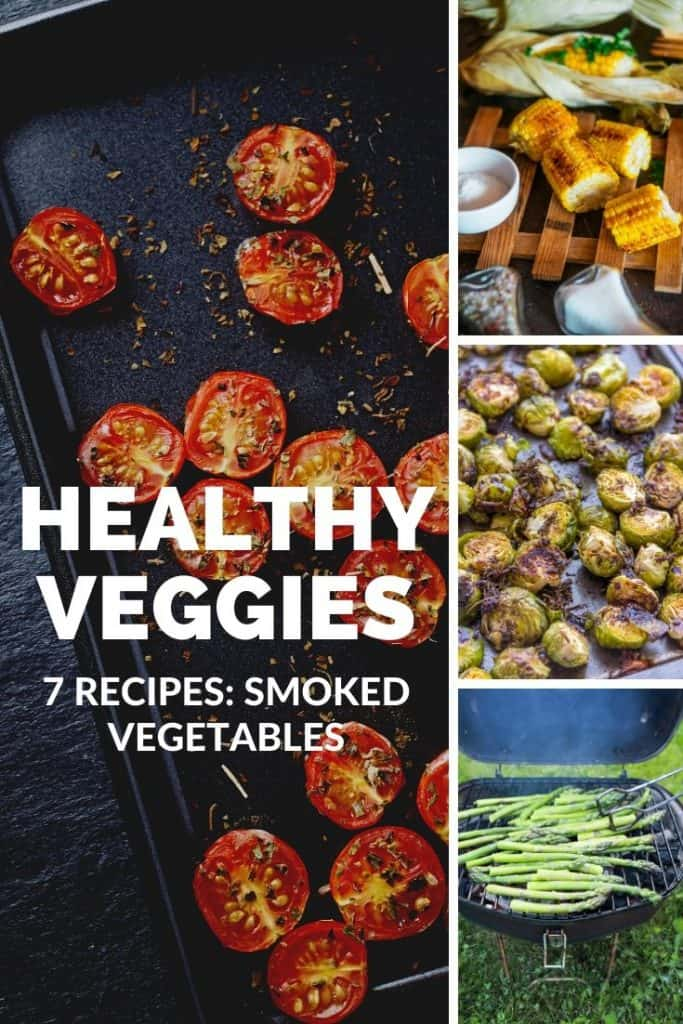 Healthy smoked vegetable recipes