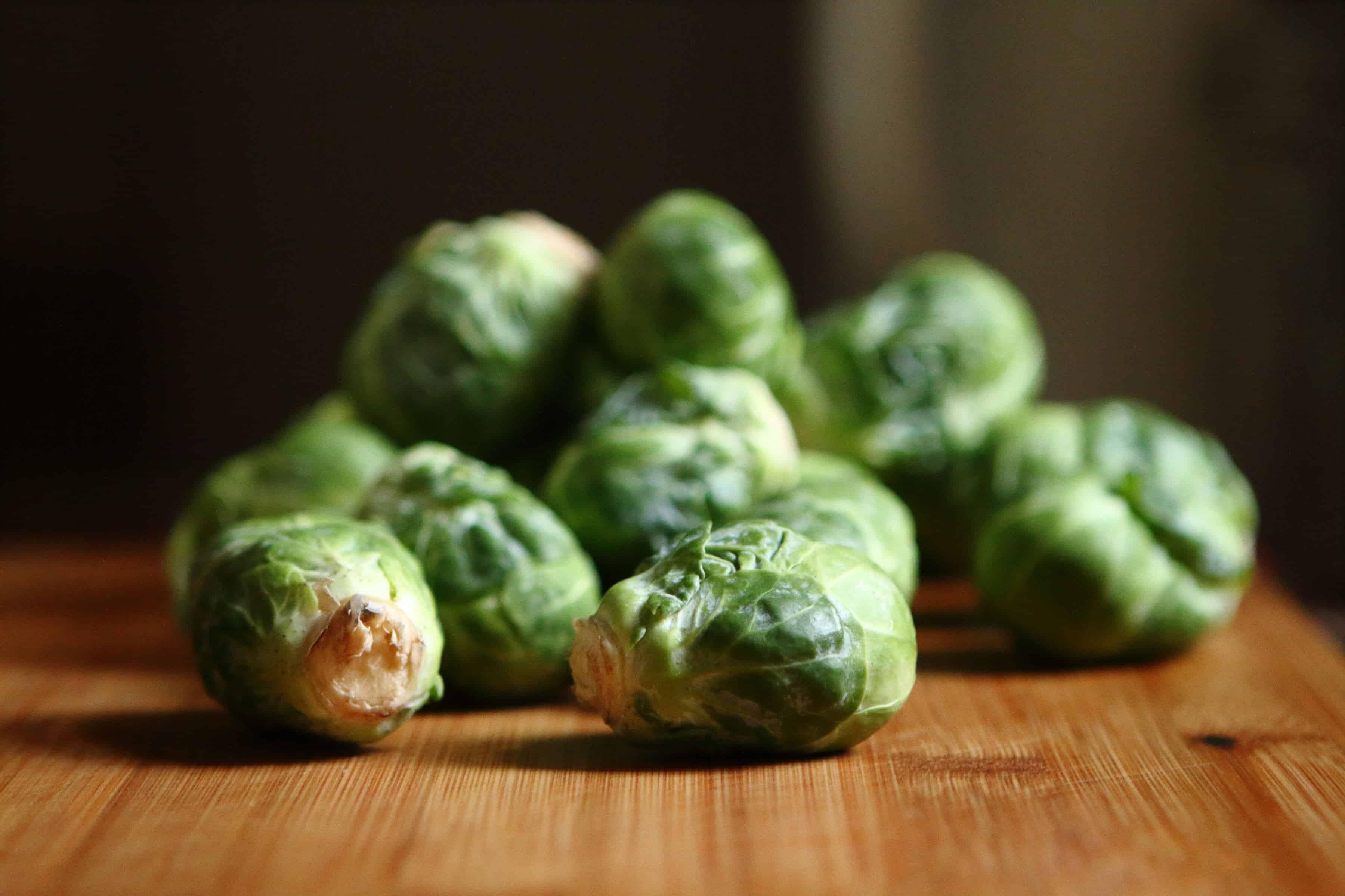 brussel sprouts as appetizers