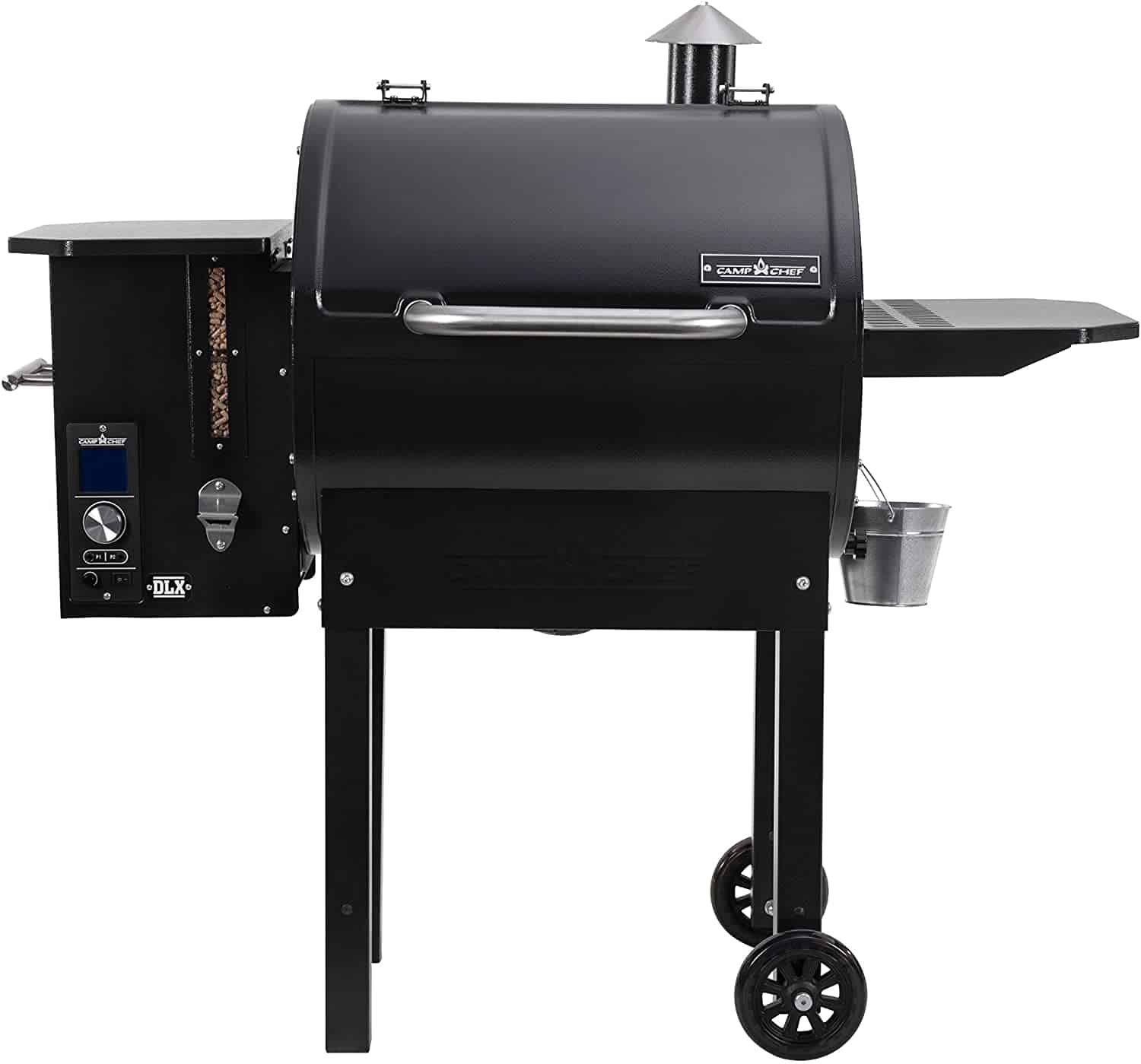 Overall best pellet smoker: Camp Chef SmokePro DLX