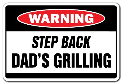 bbq smoker aluminum decal grilling