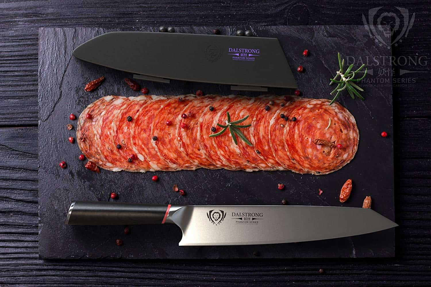 Dalstrong bbq smoker chefs knife
