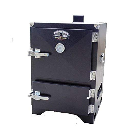 Backwoods chubby insulated vertical smoker