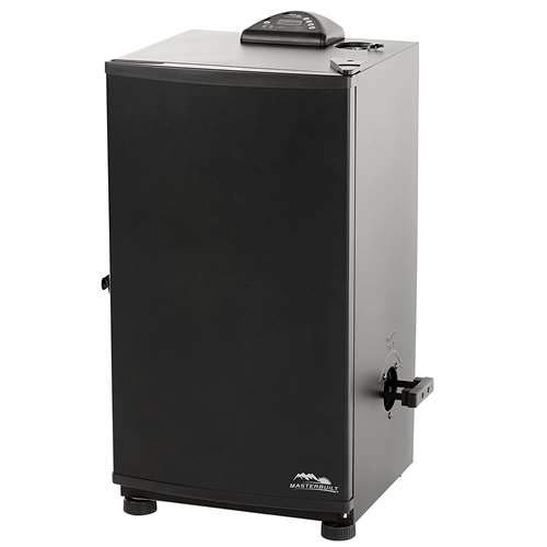 Masterbuilt vertical digital electric smoker