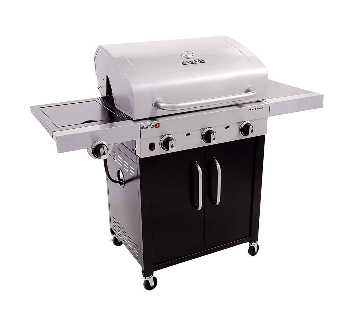 Best budget infrared grill is this char-broil