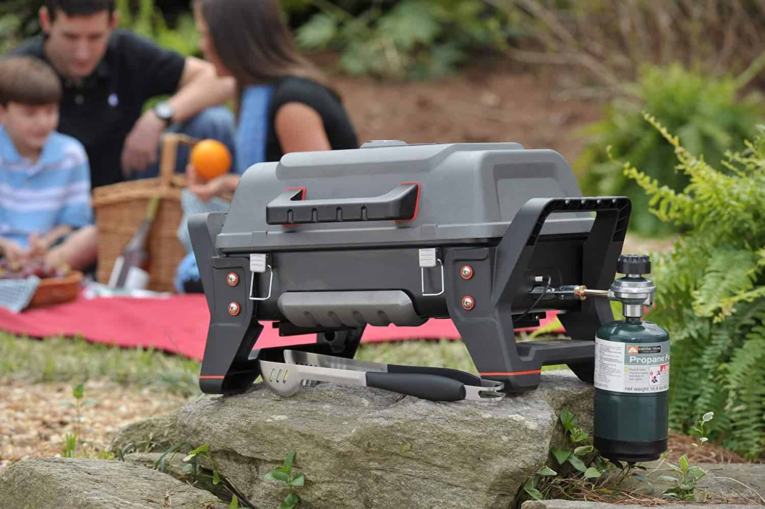 Best portable infrared grill char-broil grill2go