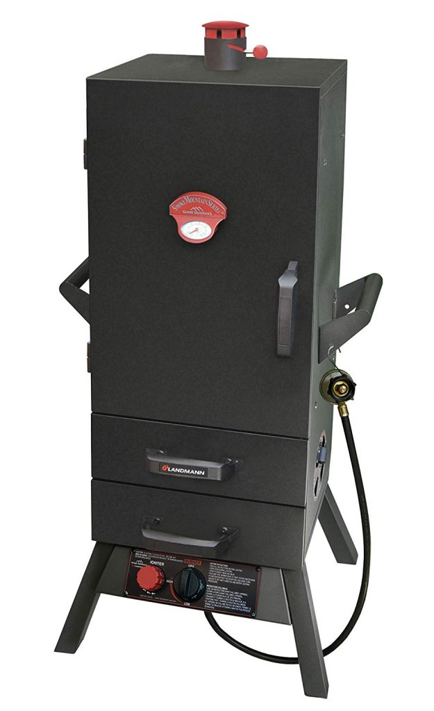 gas commercial smoker Landmann USA 3495GLA