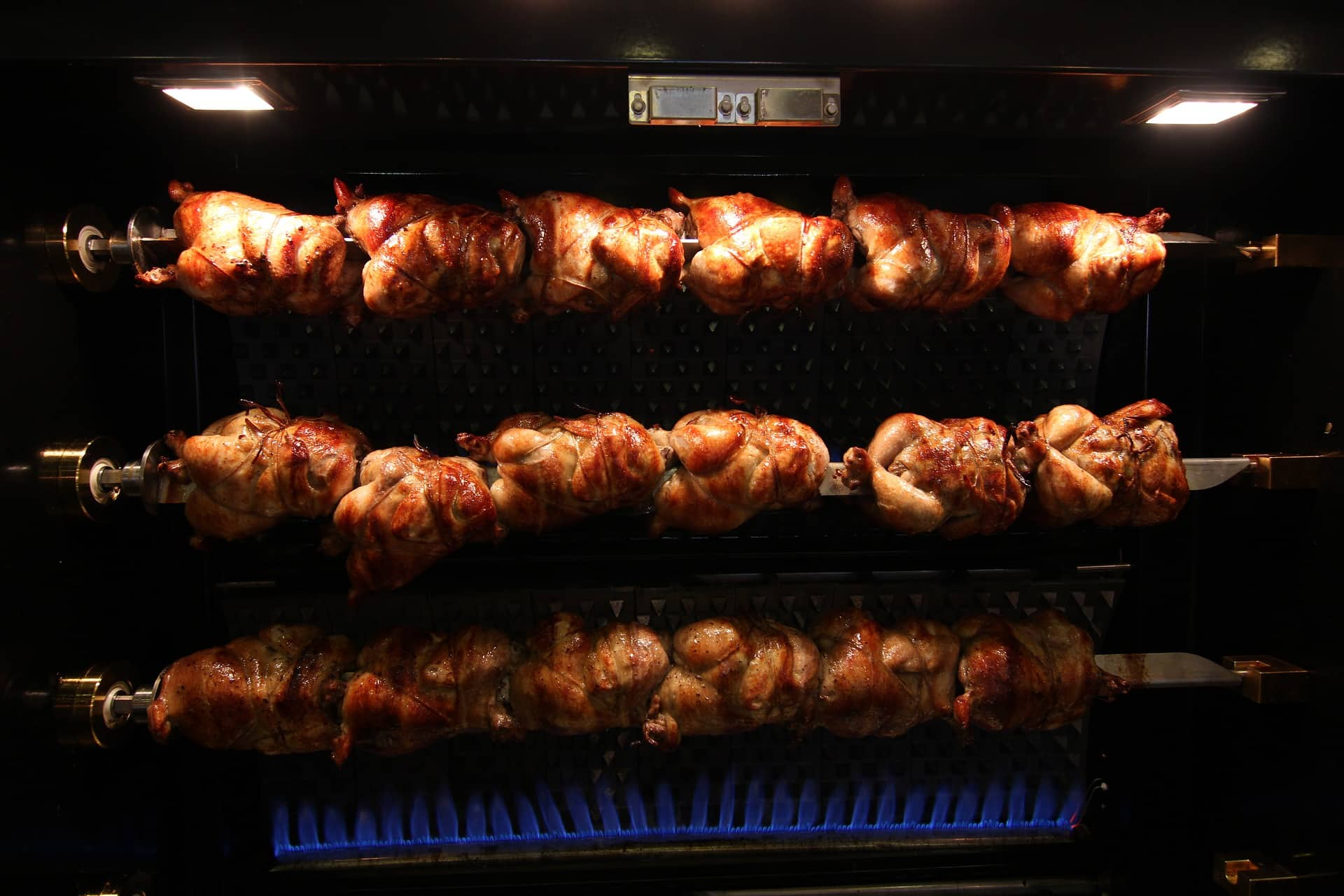 Best Rotisserie Grill | These are the top 7 from commercial to pro