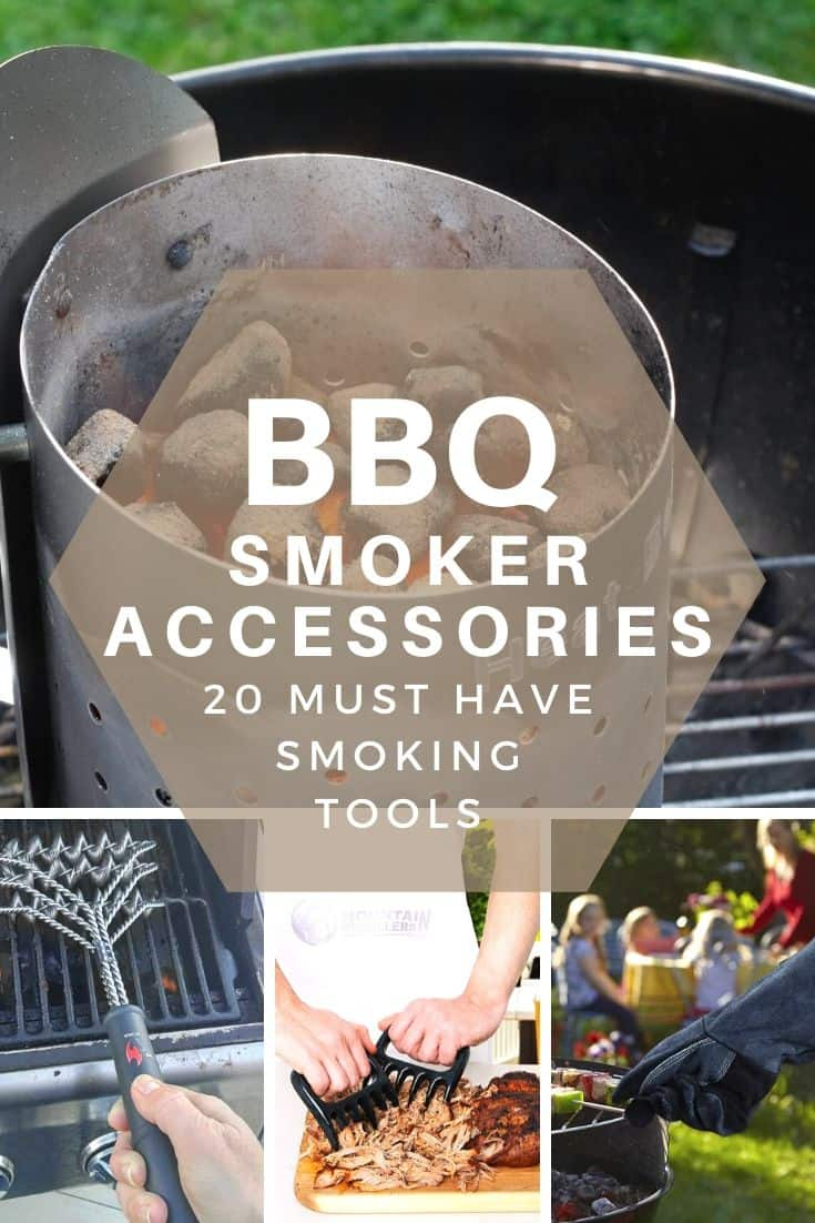 20 must have BBQ smoking accessories