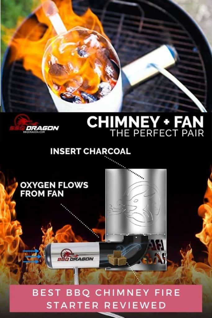 Best BBQ Chimney firestarter