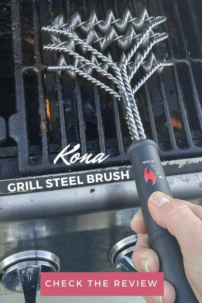 Kona grill steel brush (1)
