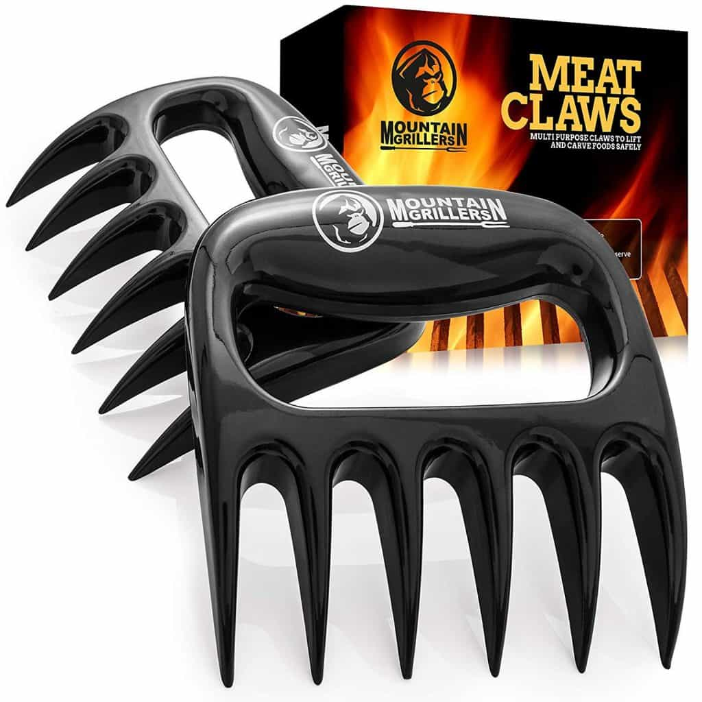 Mountain grillers meat shredder claws