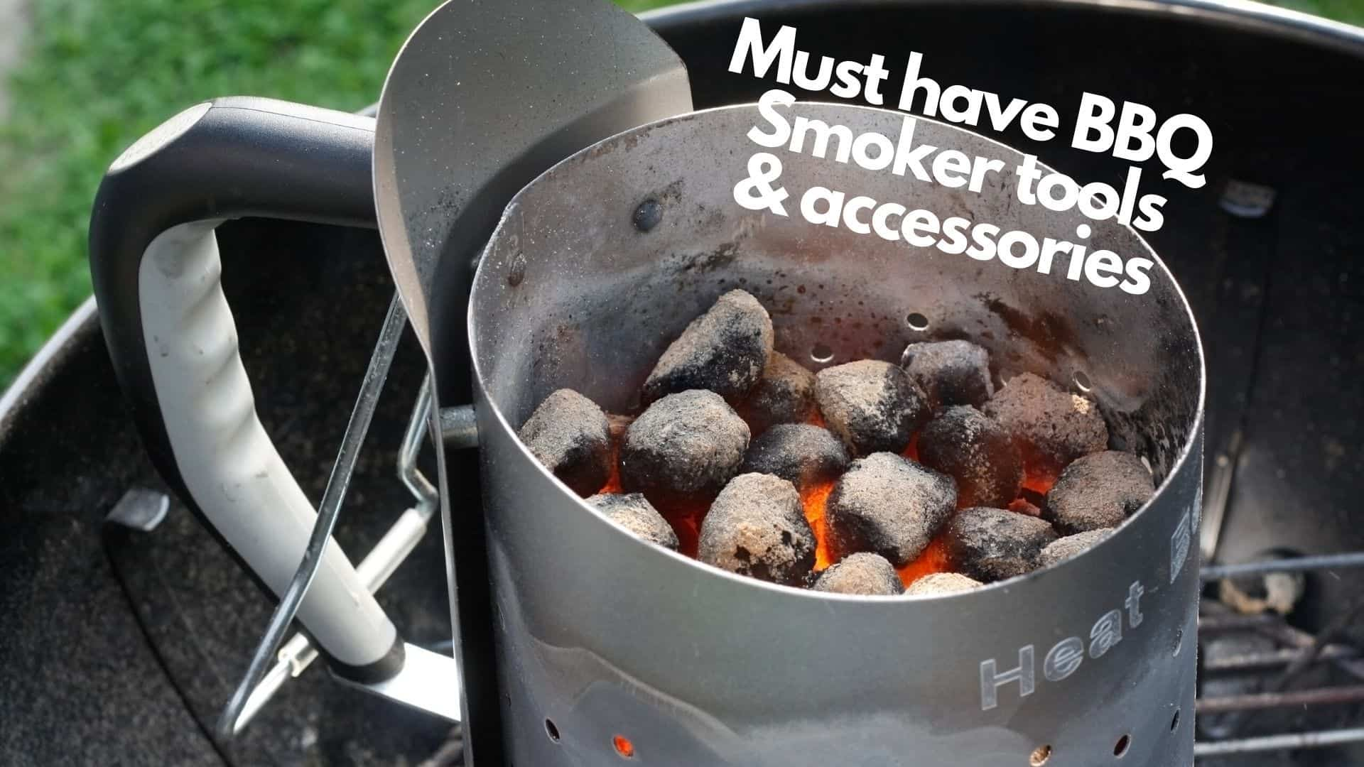 Best BBQ smoker accessories | 20 must-have smoking tools