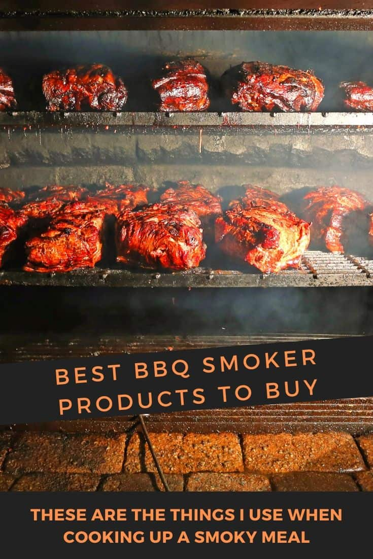BBQ smoker products
