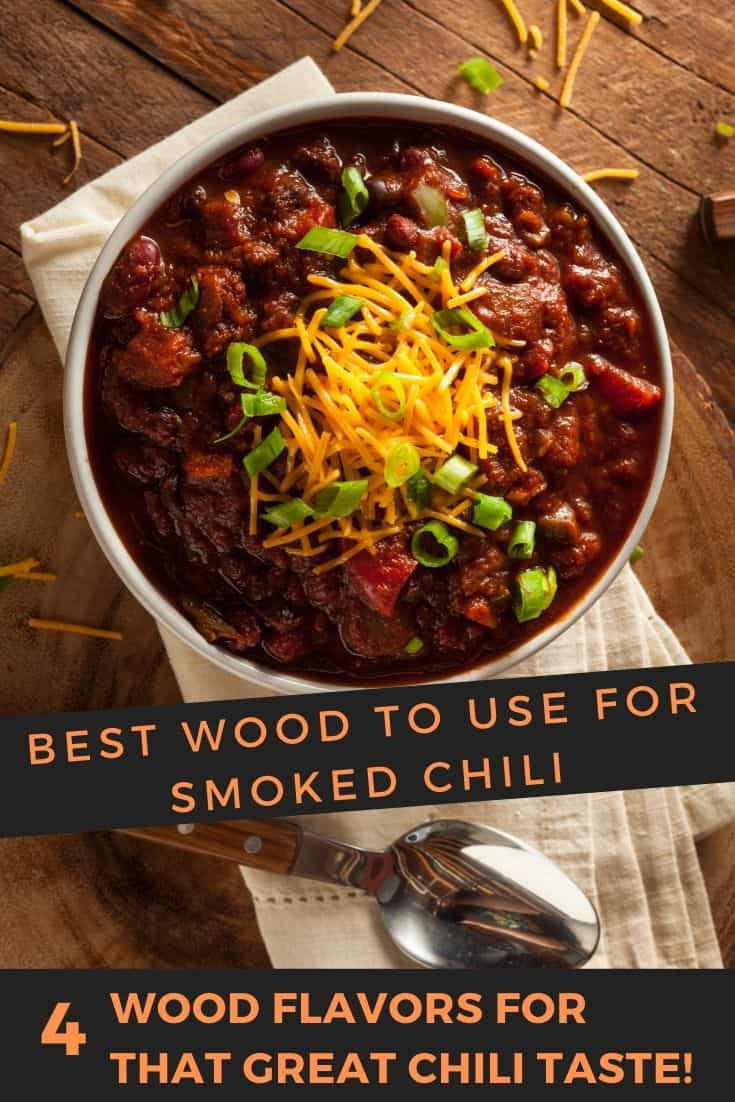 Best wood for smoking chili | 4 great wood flavors to try