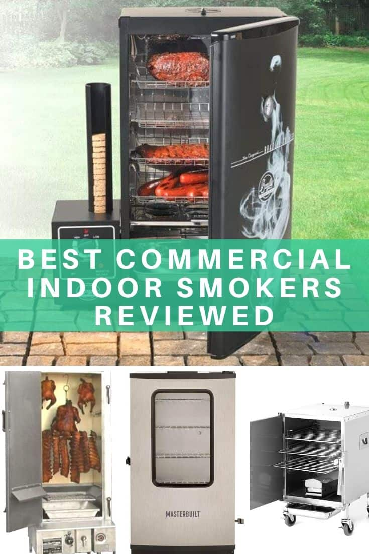 Best commercial indoor smokers reviewed