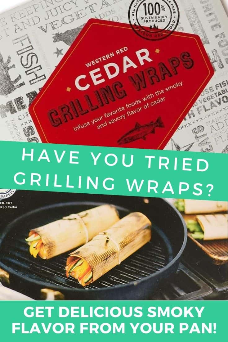 Have you tried grilling wraps