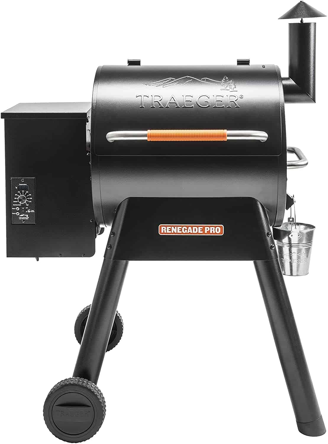 Most durable Traeger Grills Renegade Pro Wood Pellet Grill