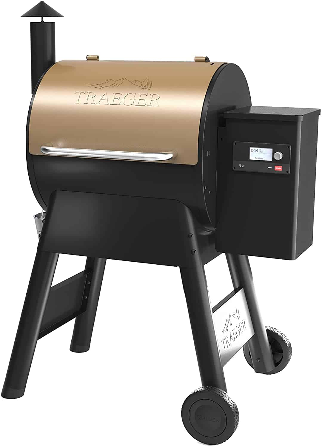 Newest Traeger Grill: Traeger Pro 575
