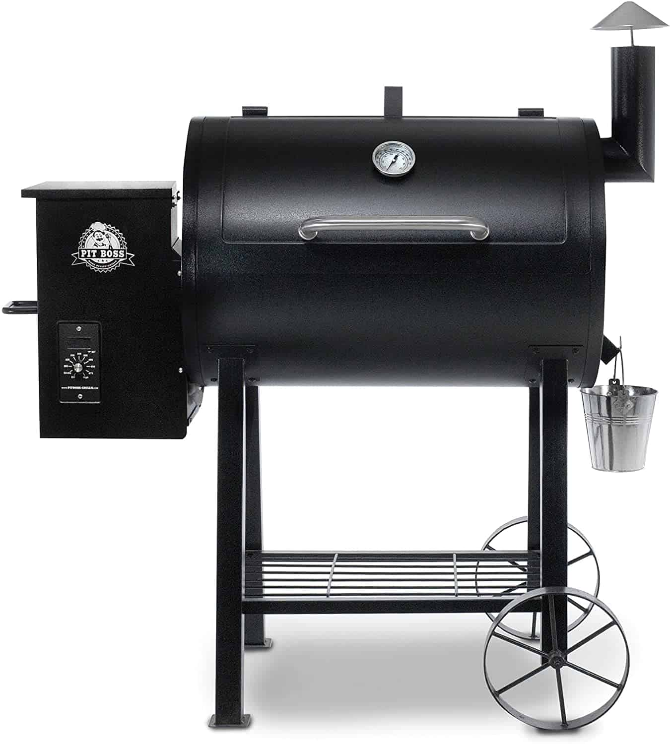Pit Boss 71820FB Pellet Grill with Flame Broiler