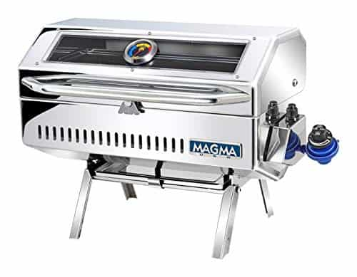 Best Infrared Grill with Tempered Glass: Magma Newport 2