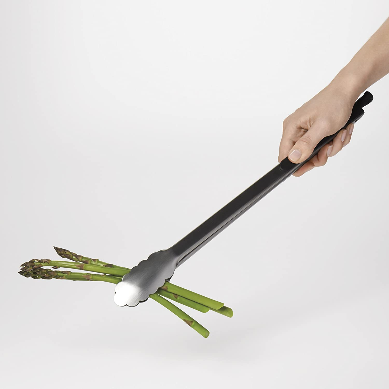 Best BBQ Tongs: OXO Good Grips stainless steel tongs