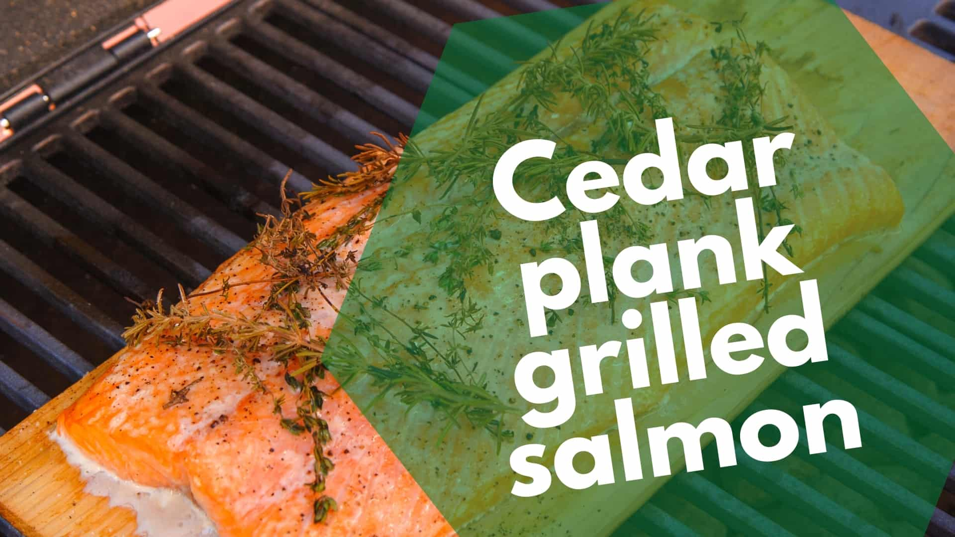 Best Cedar Grilling Planks Recipes: Classic salmon & even cheese!