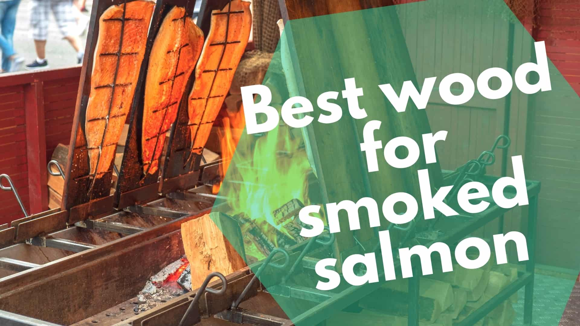 Best wood for smoking salmon + how-to & tips