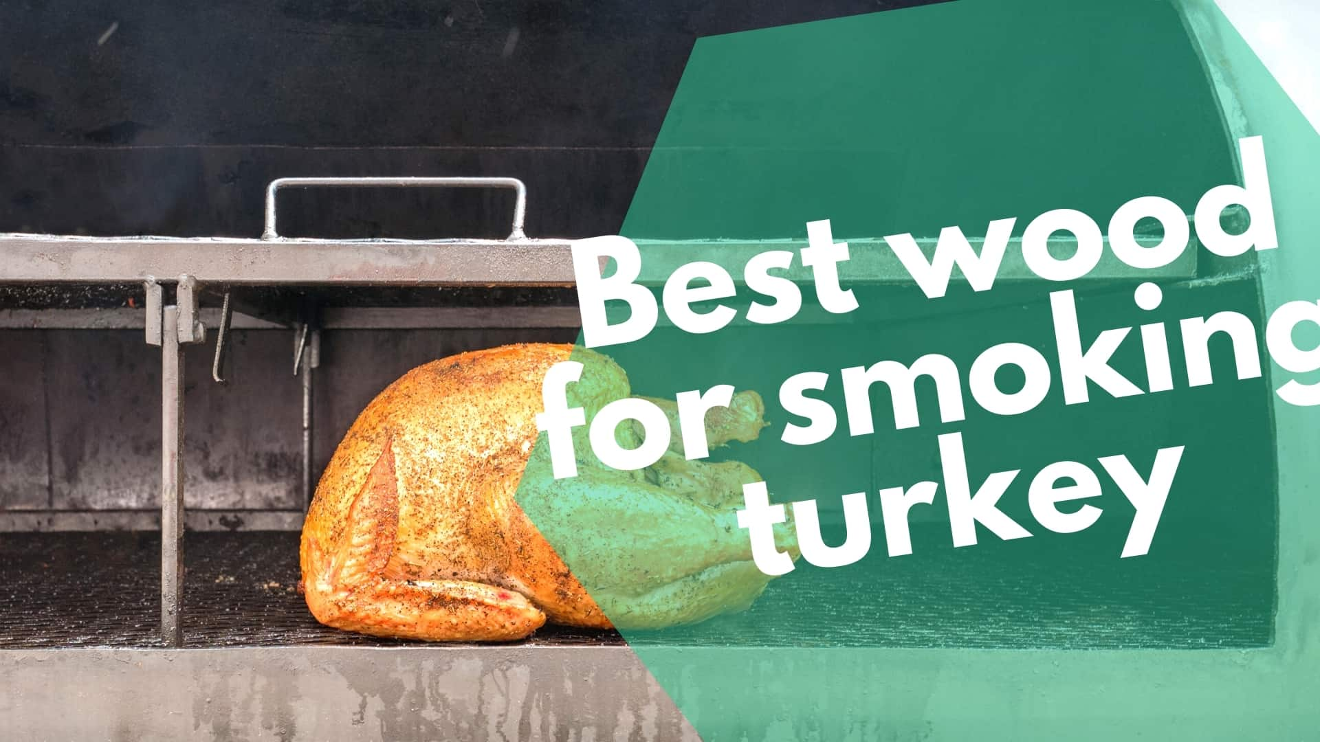 Best Woods for Smoking Turkey + Amazing Smoked Turkey Recipes