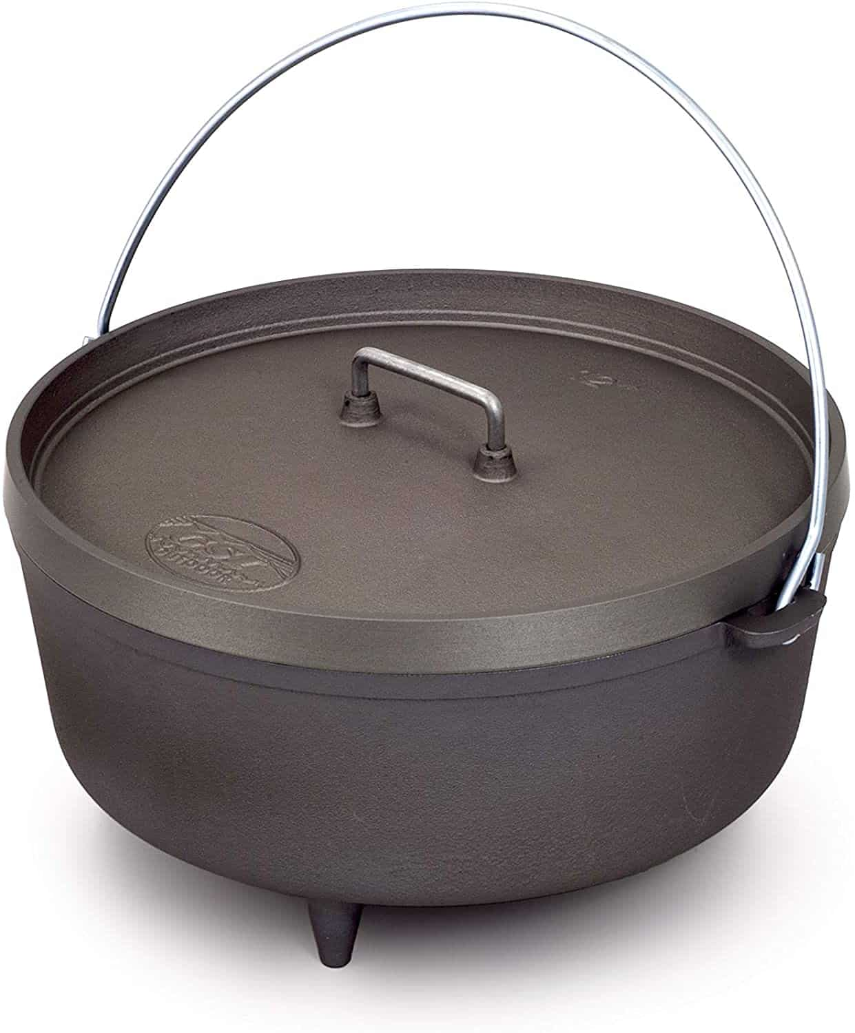 Best Hard Anodized Dutch Oven: GSI Outdoors