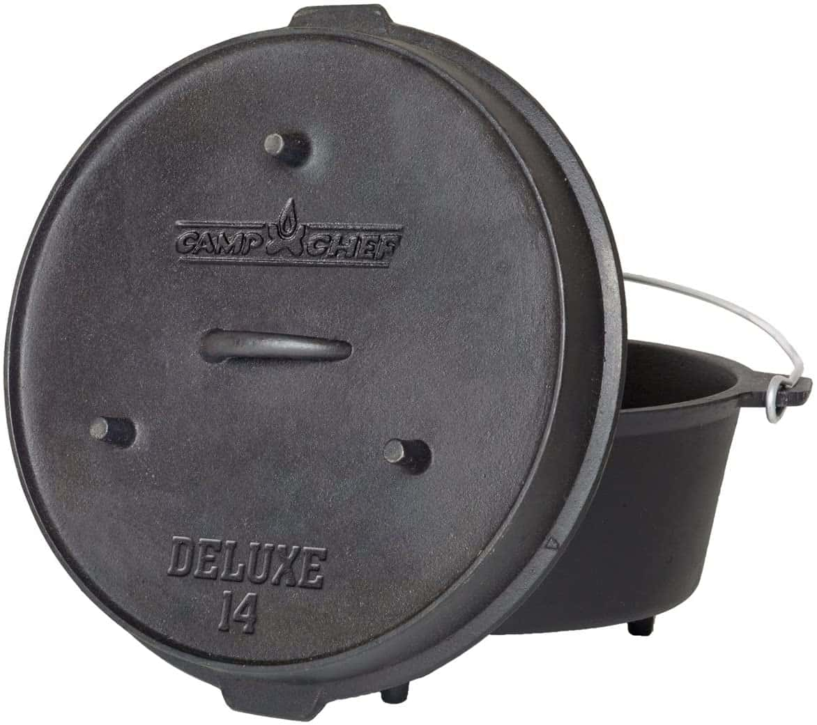 Best Large Outdoor Dutch Oven Camp Dutch Oven: Camp Chef 12QT