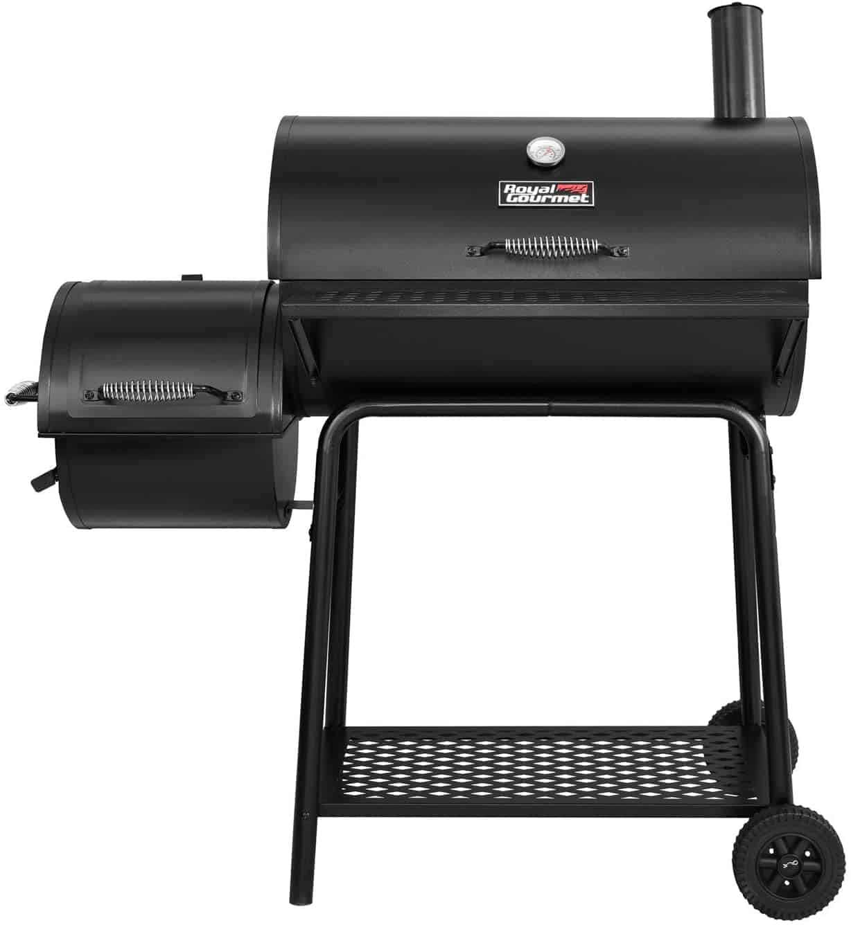 Best cheap budget smoker for beginners: Royal Gourmet Charcoal Grill