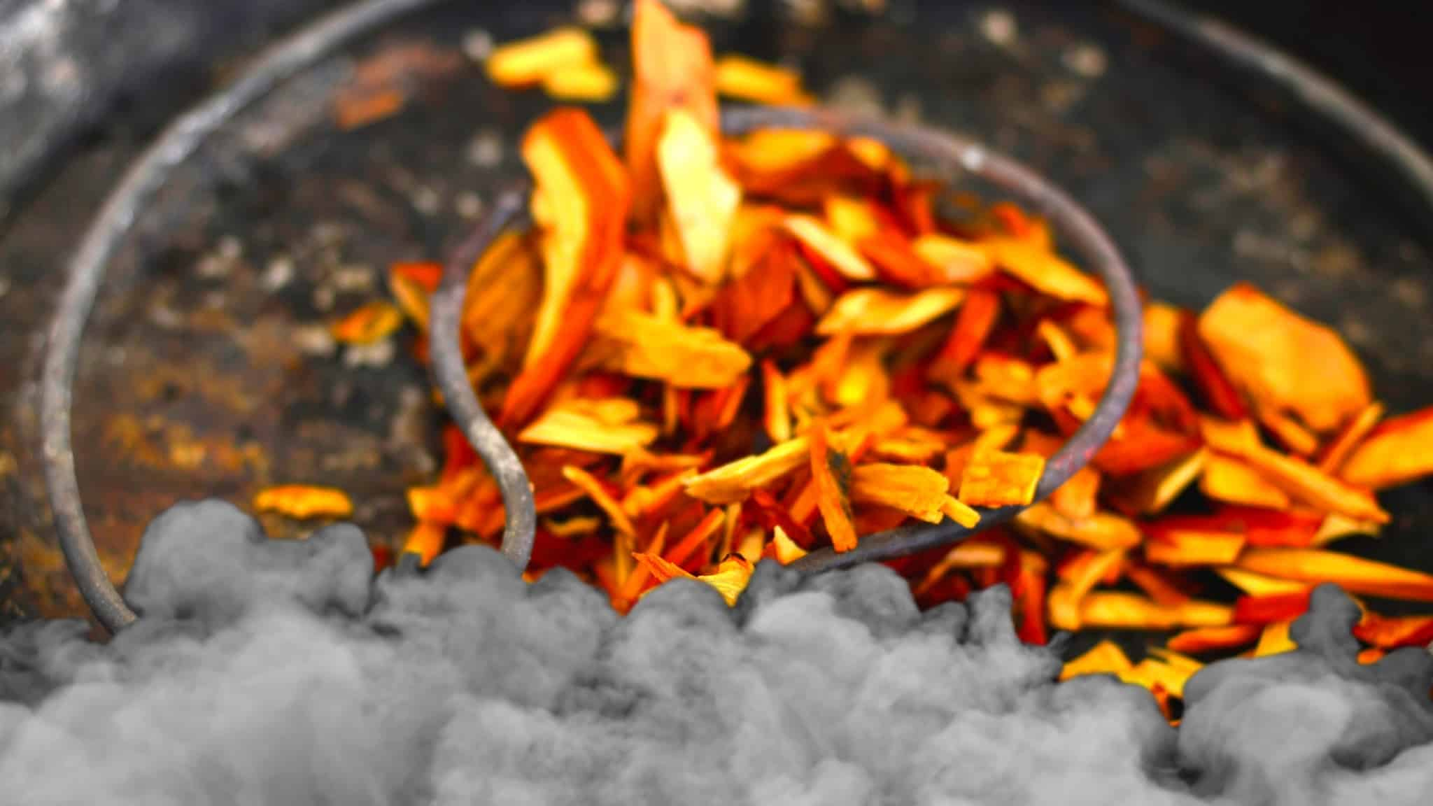 At What Temperature do Wood Chips Smoke? Guide to Getting it Right