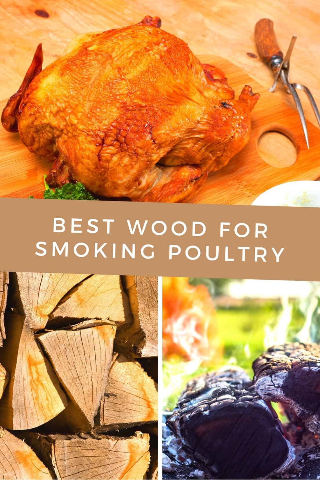 best wood for smoking poultry