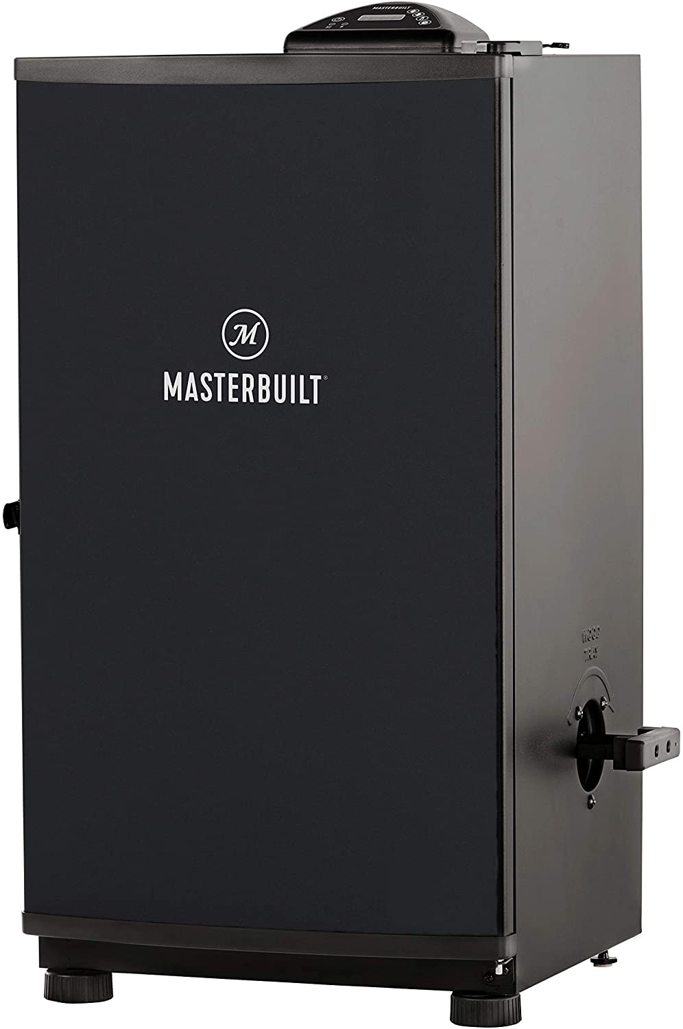 Best overall & best electric smoker for beginners- Masterbuilt MB20071117 Digital