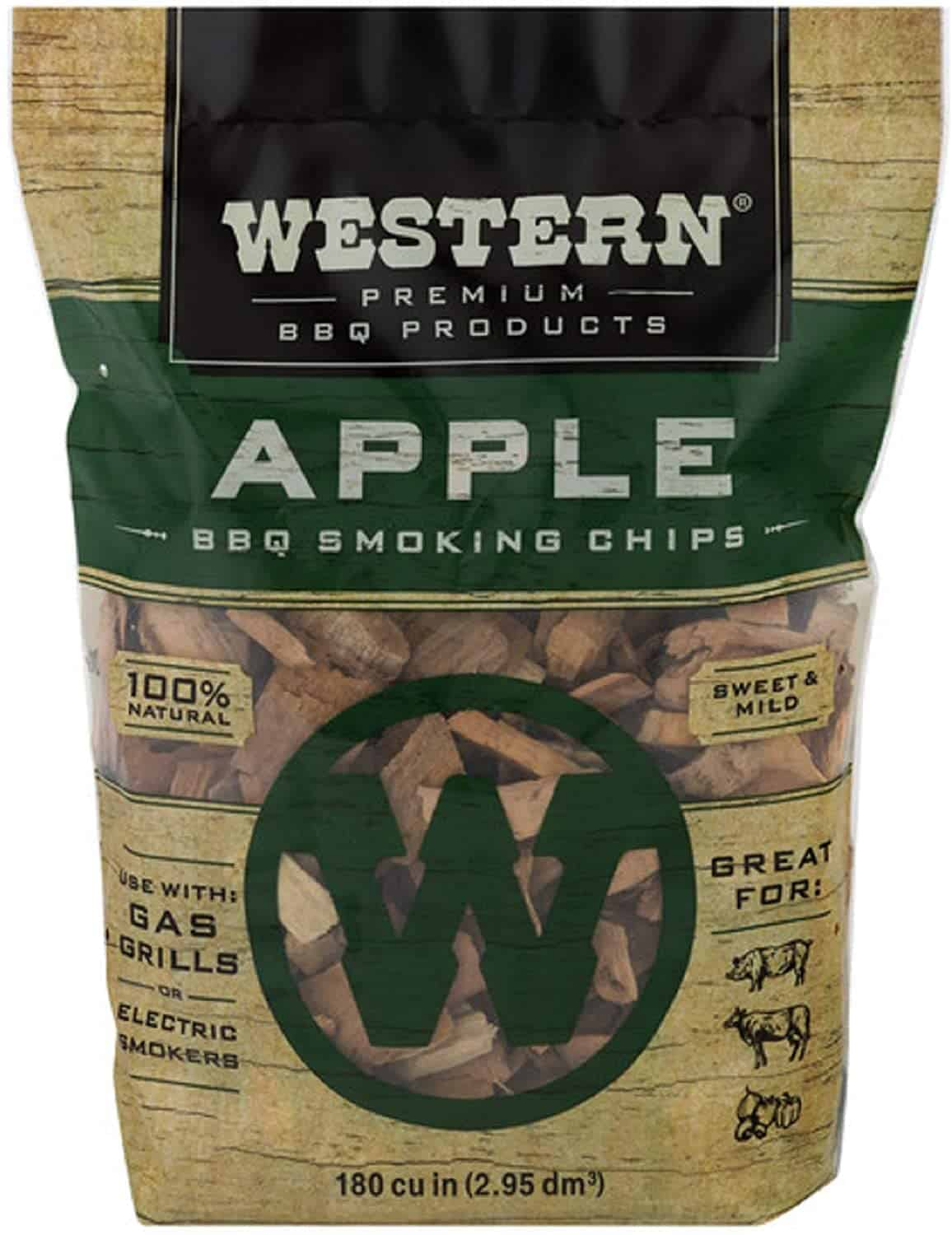Best wood for hearty vegetables- Applewood chips