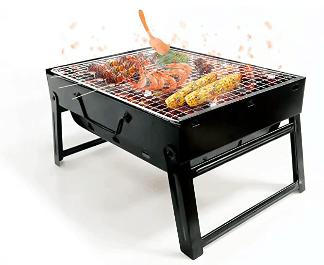 Top & Top Charcoal Grill