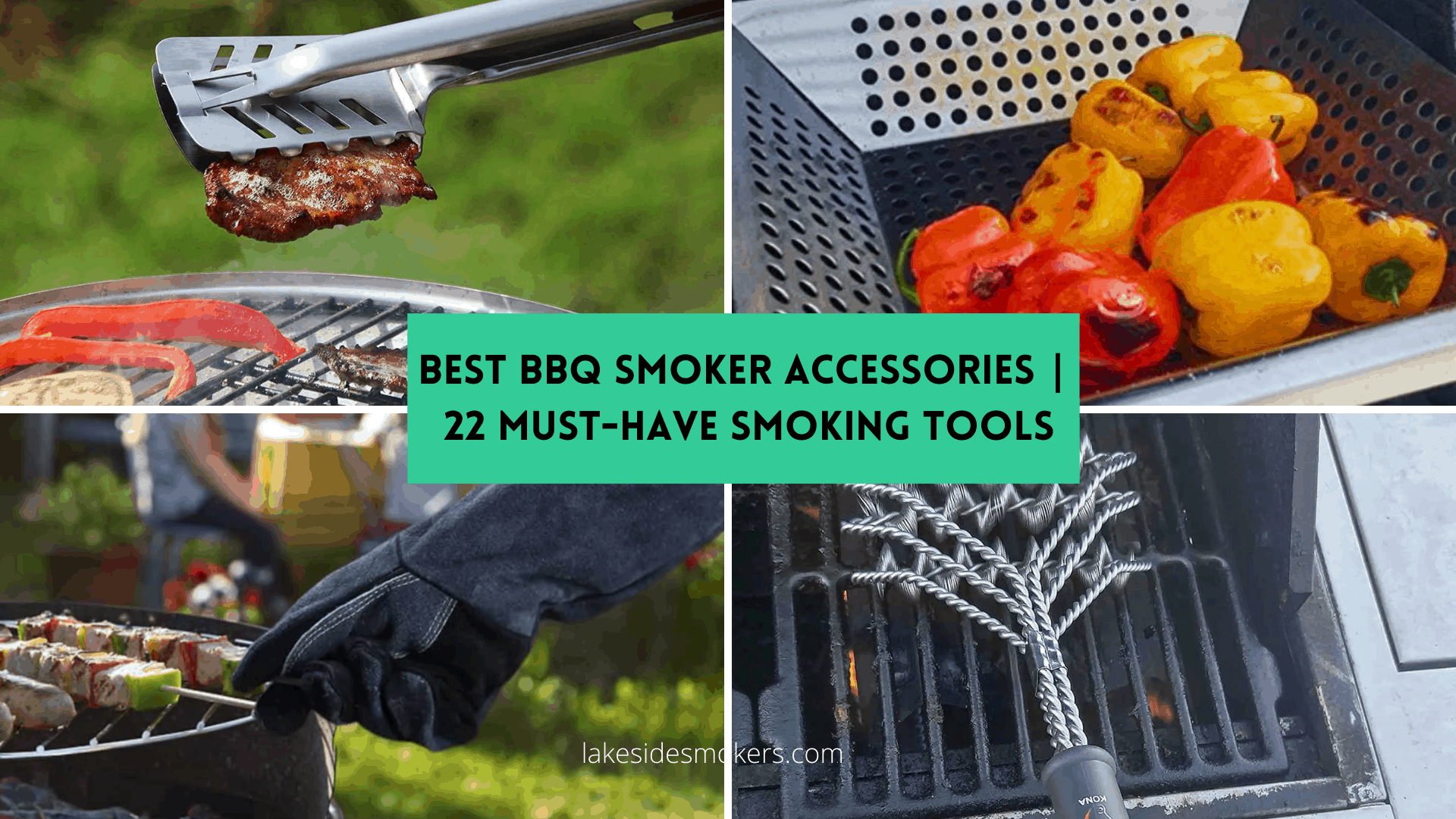 Best BBQ smoker accessories: 22 must-have smoking tools