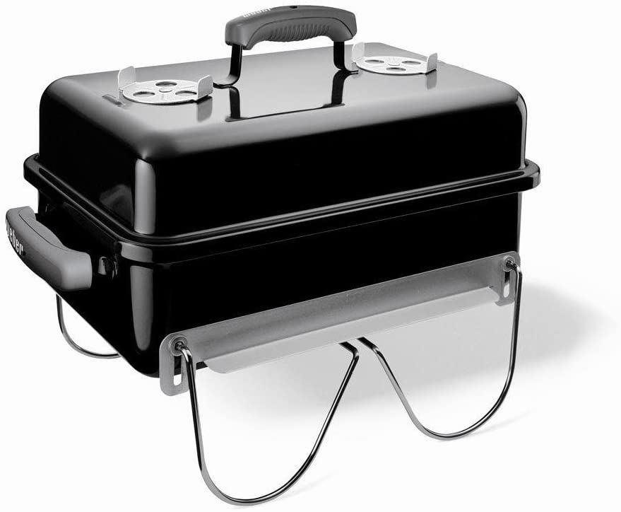 Best charcoal grill for mobility- Weber Go-Anywhere