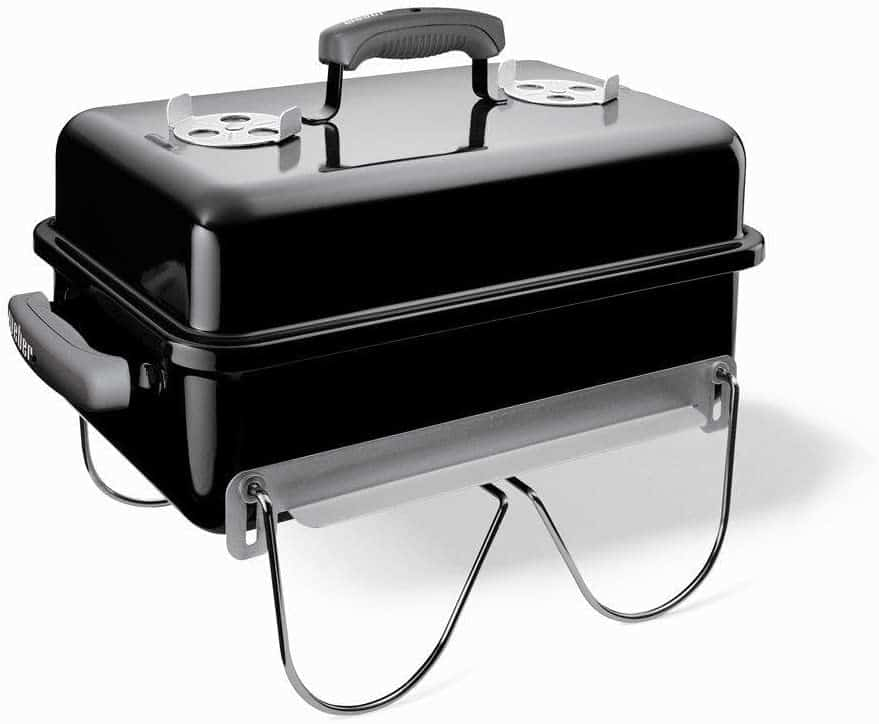 Best portable charcoal grill: Weber Go-Anywhere