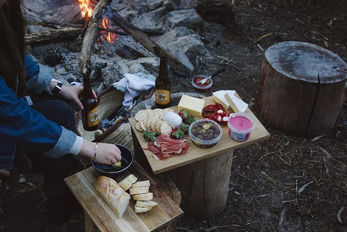 tips and tricks for campsite cooking