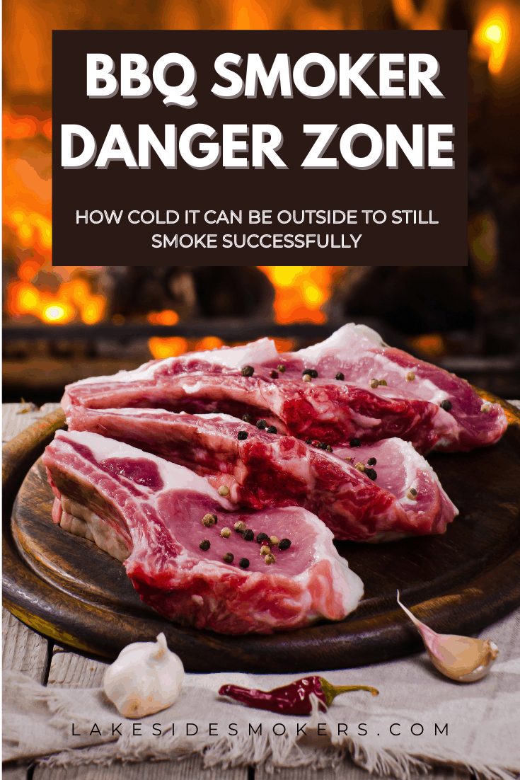 BBQ smoker danger zone | How cold is too cold?
