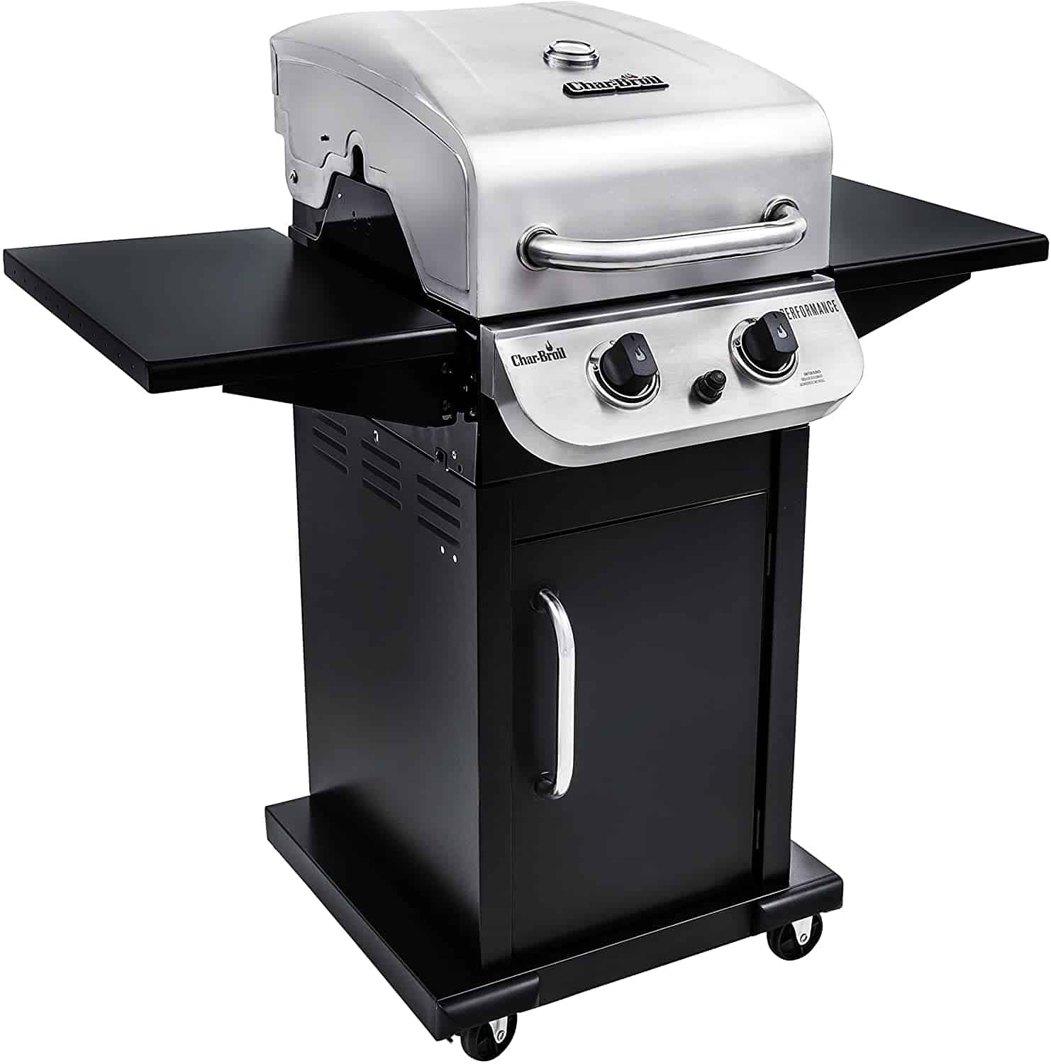 Best propane grill for small spaces- Char-Broil Performance 300