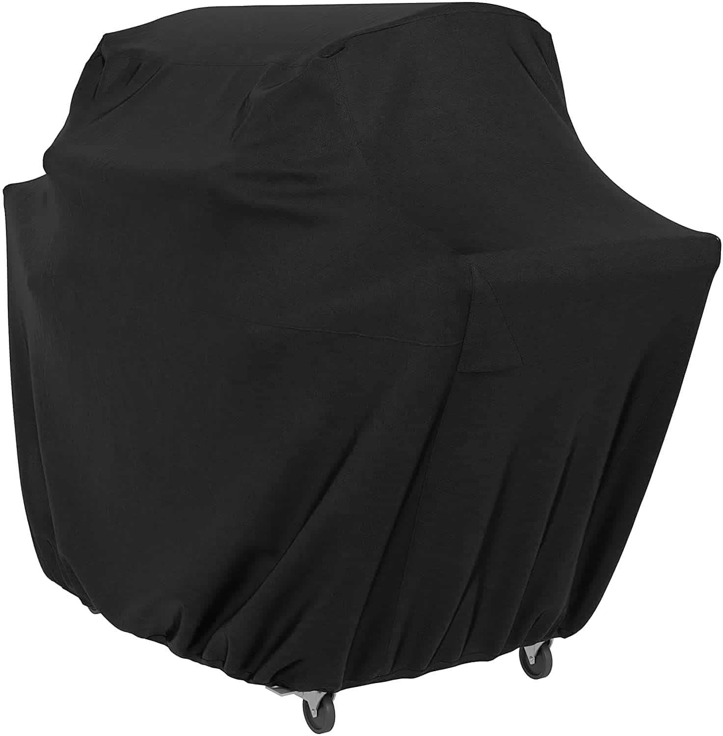 The best grill cover with bungee cords- Amazonbasics Gas